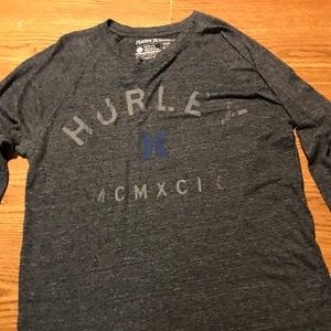 Medium long sleeve Hurley  t shirt